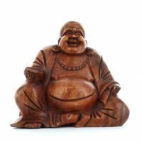 Lachender Buddha Figur : happy buddha symbol f r pure lebensfreude und gl cksbringer des feng shui ~ Indierocktalk.com Haus und Dekorationen