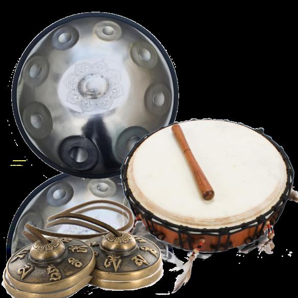 Instrumente im Sound-Spirit Online-Shop