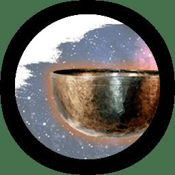 Planeten-Klangschale