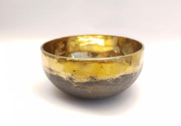 Planetenschale® Leicht fühlen, befreit und lichtvoll sein mit Chiron, Ø 14 cm, 600-700 Gramm inkl. Klöppel