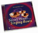 CD The Secret Power of the Singing Bowls
