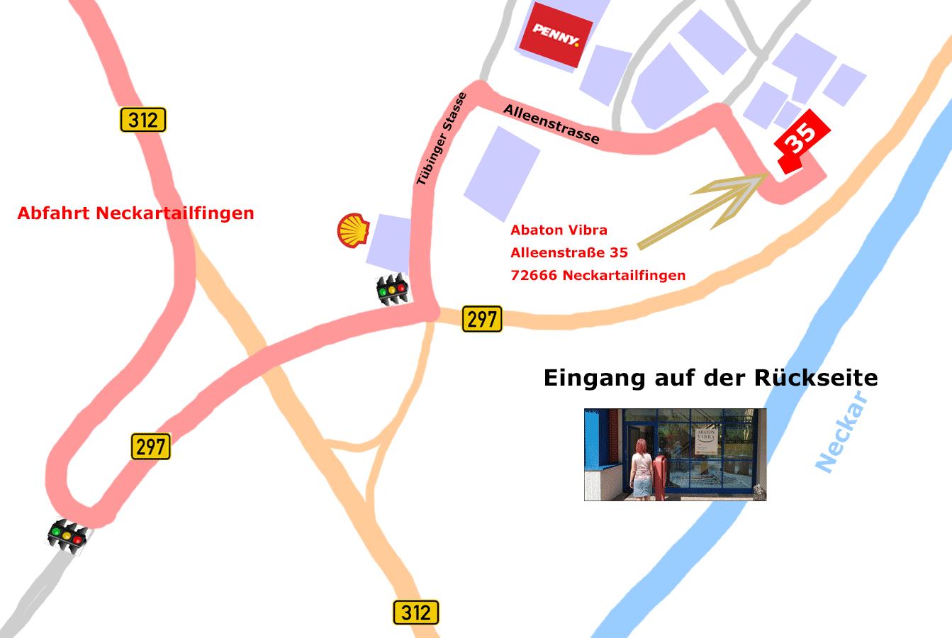 Neckartaiflingen im Detail