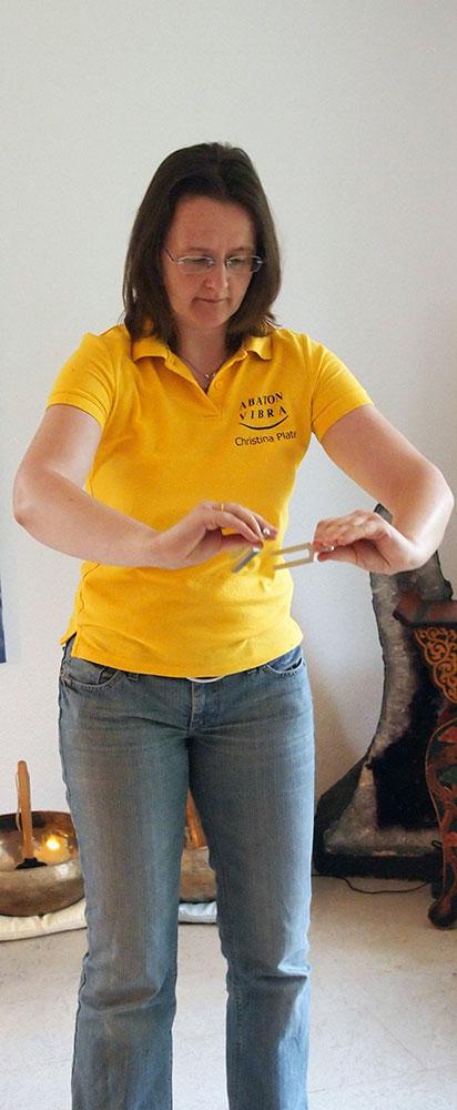 Aura reinigen mit Stimmgabeln