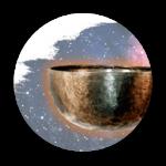 Planetenschale