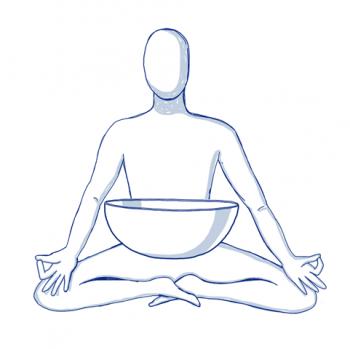 Meditation mit Klangschalen