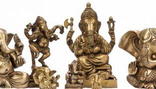 Dekoratives - Statuen, Thangkas, Kunst, Postkarten